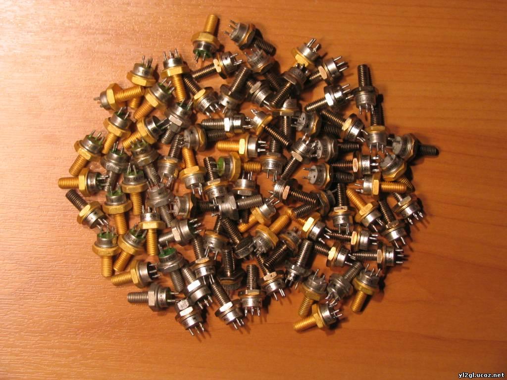 Транзисторы - chiplist.ru