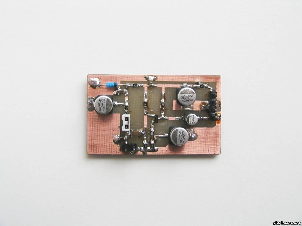 Персональный усилитель звука ListenUp